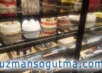 Pastane Dolapları Fiyatları - Pasta Teşhir Dolabınız Bizden